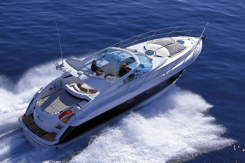 Fairline Targa 43 01