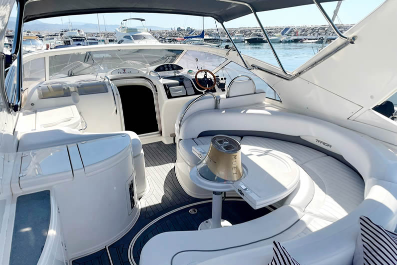Fairline Targa 43 03